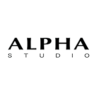 ALPHA STUDIO logo